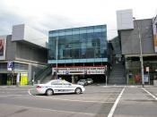 English: Victoria Police Ford BA II Falcon XT sedan, photographed in Melbourne, Australia.
