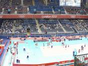 Volleyball Panorama