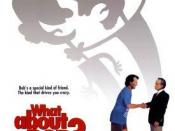 Film poster for What About Bob? - Copyright 1991, Touchstone Pictures