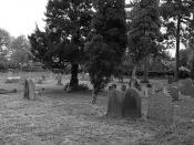 Drax Churchyard