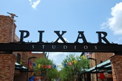 English: Walt Disney World, Pixar Studios.