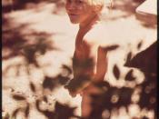 CHILD ON CAMPING TRIP - NARA - 543688