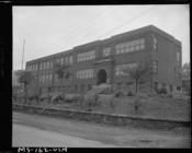 School. Pursglove, Monongalia County, West Virginia. - NARA - 540307