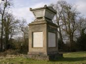 English: Gray's Monument