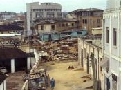 View of Sekondi-Takoradi