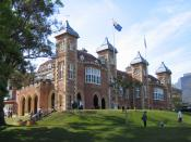Government House, Perth, Western Australia.