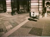 English: Street musician, Guanajuato, Mexico. Français : Musicien de rue dans l'État de Guanajuato, au Mexique. Русский: Уличный музыкант в штате Гуанахуато, Мексика.