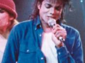 Michael Jackson performing The Way You Make Me Feel in 1988