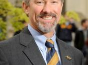 English: 14th Dean of the Haas School of Business and Professor of Business Richard K. Lyons, American academic (Economics & Business)