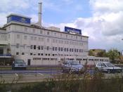 Niemeyer Factory in Groningen - British American Tobacco (BAT) - 2011.