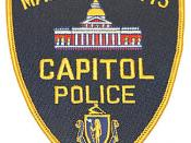 Massachusetts Capitol Police patch