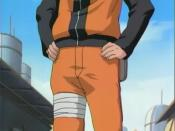 Naruto as he appears in Part II