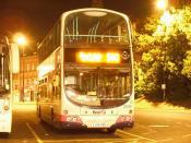 First West Yorkshire, Volov B7TL (32536, YJ54 XVD)