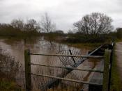 Flooding / Fibre Optic Conduit