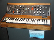Moog Music Inc, Williamsville, NY/USA, 1970s From the Collection of Van Taylor : Who's Keith Lake?