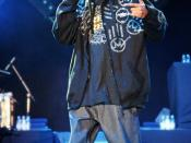Concert Snoop Dogg, Bucuresti, Arenele Romane. Super concert