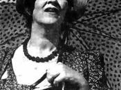 Ranevskaya as Lyalya in The Foundling (1939). The phrase