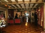 Club 33: Main Hall