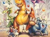 We're Back! A Dinosaur's Story (film)