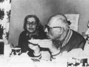 Elena Bonner, Andrey Sakharov and Sofia Kallistratova