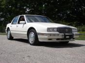 English: 1990 Cadillac Seville STS