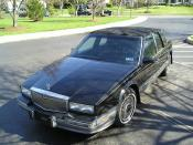 English: 1991 Cadillac Seville STS