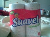 Suavel toilet paper pack