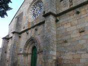 Monasterio  de San Domingos de Ribadavia