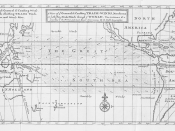 Moll - A view of ye general and coasting trade winds