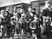 Millions of Ethnic Germans in Eastern Europe were killed or deported after the war.