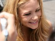Mary-Kate Olsen at Luna Park, Sydney