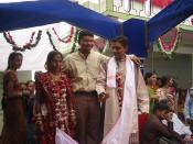 Hindu wedding (
