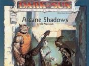 Arcane Shadows