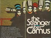 Albert Camus - The Stranger