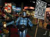 SDCC13 - Robocop