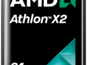 AMD Athlon X2 logo as of 2008