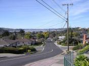 Martinez, CA - Looking towards downtown