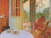 Pierre Bonnard, 1913, European modernist Narrative painting