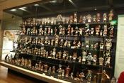 Kachina dolls at the Heard Museum