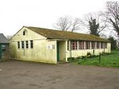 English: Scout Hut Scout Hut by Pinchbek's School