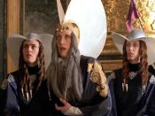 Reverend Mother Mohiam (Zuzana Geislerová) and other Bene Gesserit, from the Dune miniseries (2000)