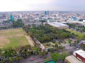 Whole University of Santo Tomas Campus
