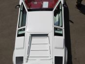 Lamborghini Countach from the top