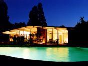 Granada Hills, California Eichler Home