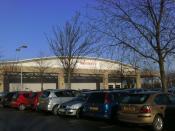 English: Sainsbury's at White Rose Shopping Centre, Leeds, West Yorkshire