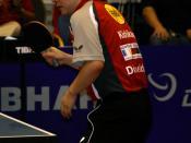 Polski: Seiya Kishikawa podczas meczu Ligi mistrzów Tur Bogoria vs Borussia Dusseldorf w 2009 roku