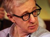 English: Woody Allen in concert in New York City.
