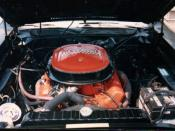 1971 440+6 enginine in a Plymouth Road Runner