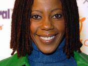 English: Debra Wilson Skelton hosting