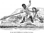 Mark Twain : Les Aventures de Huck Finn, illustrations Achille Sirouy